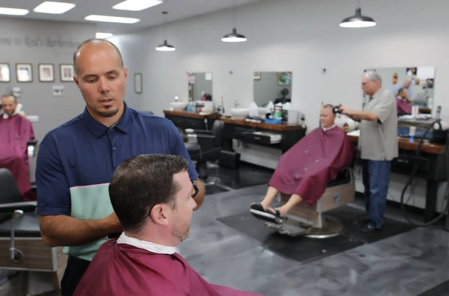 A 4th generation barbershop owner reflects on the past and shares gratitude during their 99th year.