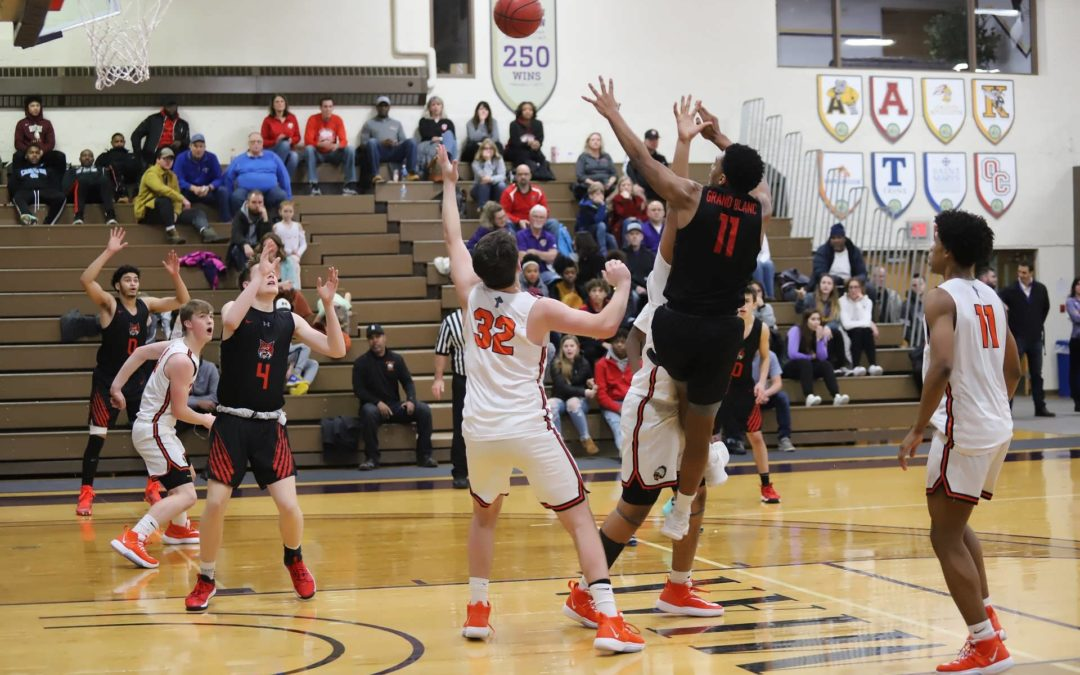 Our Bobcats lost Saturday night to Brother Rice, 75-66.