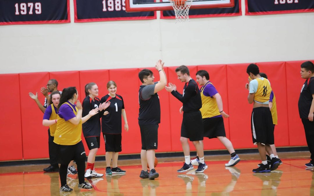Grand Blanc Community Schools Supports Special Olympics