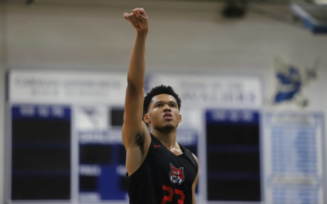 Grand Blanc Bobcats Clinch Saginaw Valley League South