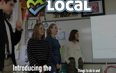 Local High School Students – Making an Impact. Seven consecutive days of coverage beginning today.