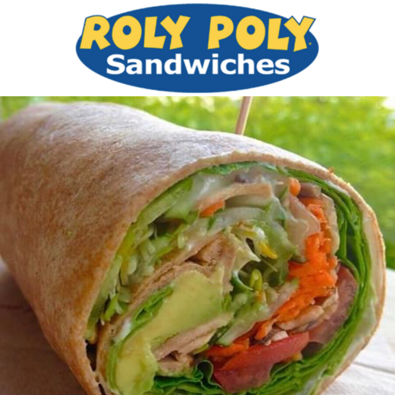 Roly Poly of Grand Blanc – Buy One Sandwich Get One 50% Off