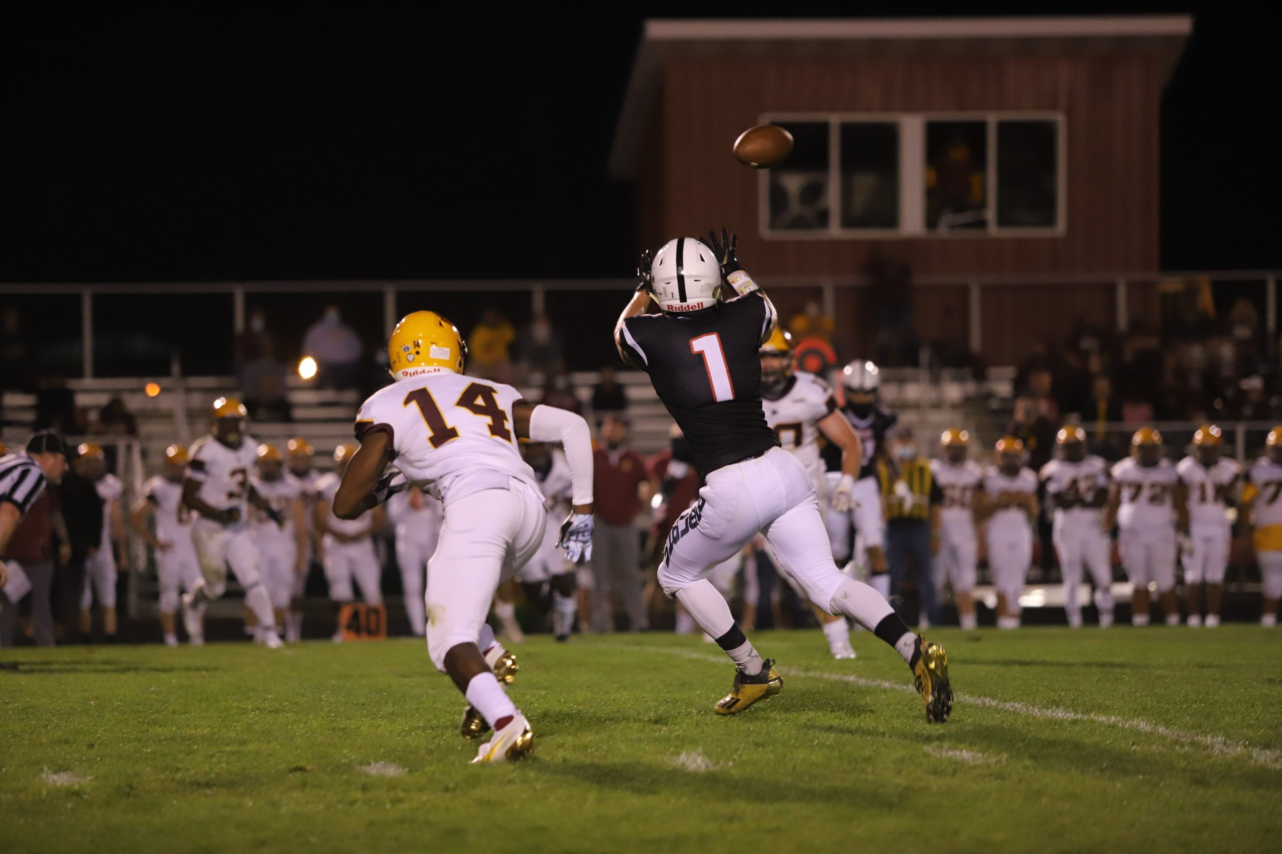 Bobcats Fall to Davison, 46-21