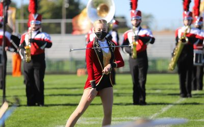 Grand Blanc Marching Band 9.18.20