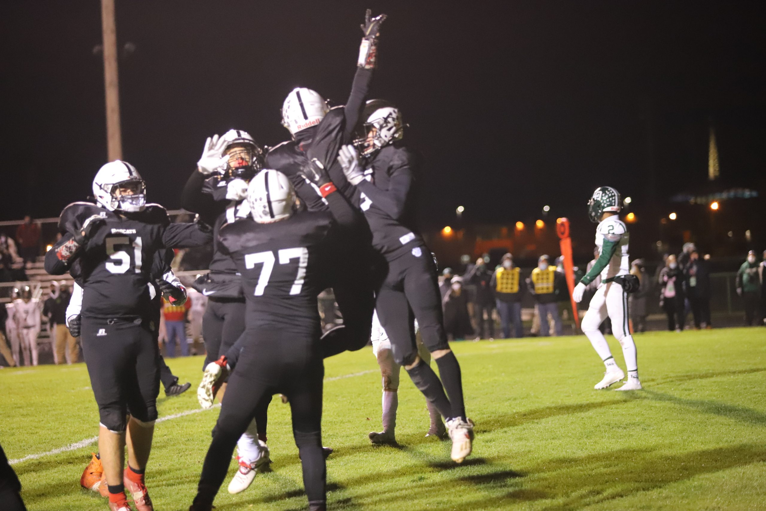 Grand Blanc Defeats Lake Orion
