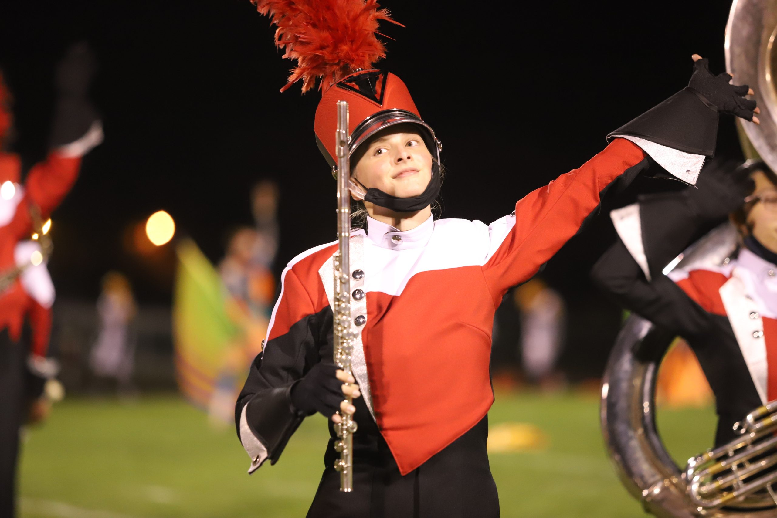 Grand Blanc Bobcat Marching Band