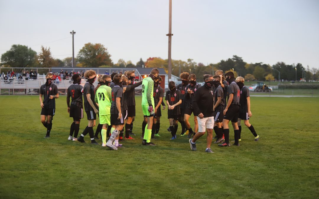 Bobcat Soccer Clinches SVL Title